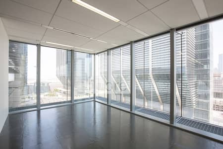 Office for Rent in Al Maryah Island, Abu Dhabi - Fitted Office | Prime Location | Vacant
