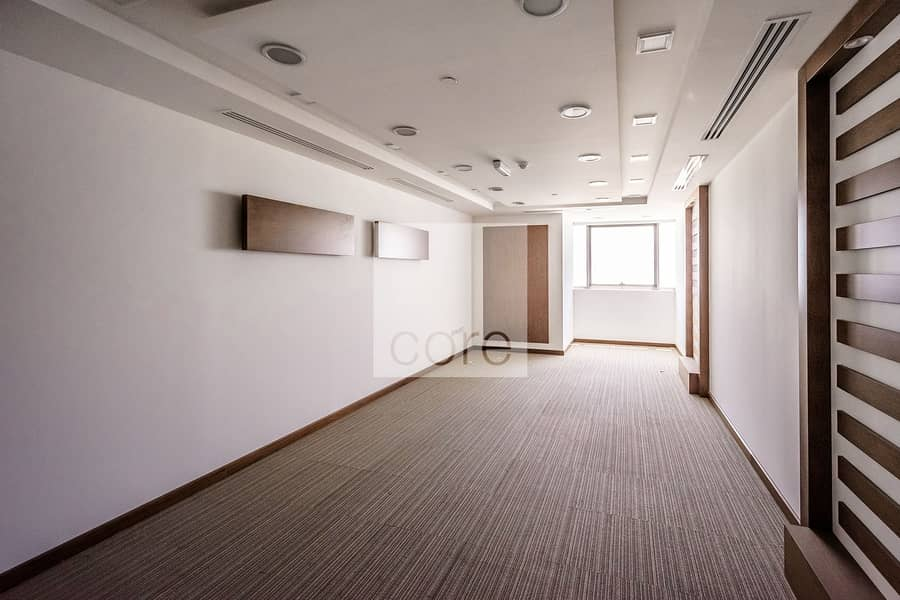 20 Huge fitted office available for rent MBZ