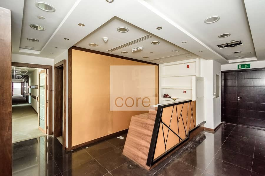 2 Huge fitted office available for rent MBZ