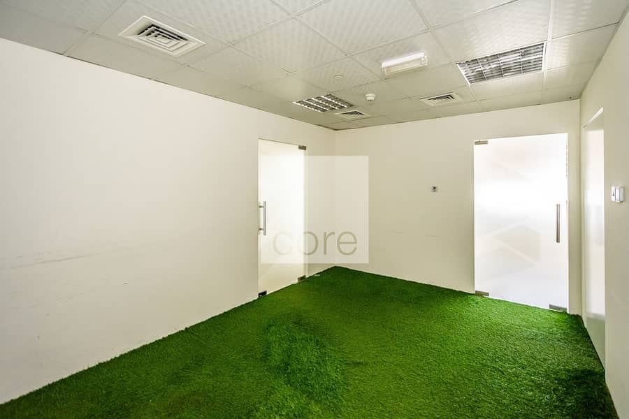 High Quality Fitted Office for rent | MBZ