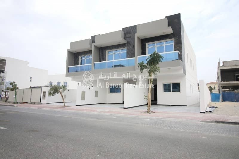 3 Bedroom Townhouse in Al Burooj Residence VII at JVT