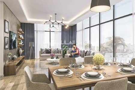 3 Bedroom Apartment for Sale in Meydan City, Dubai - 3BR In Riviera Canal building at Best Price