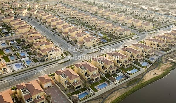 2 Exclusive Villa plot in Sector-R at Jumeirah Park