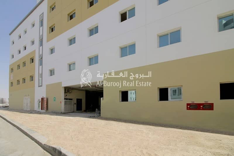 2 12% Expected Yield for Brand New Labour Camp at Jebel Ali