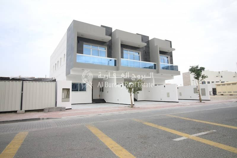 2 3 Bedroom Townhouse in Al Burooj Residence VII at JVT