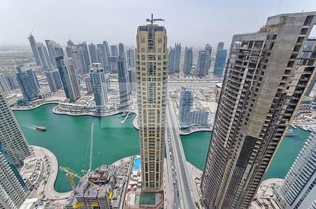 فلیٹ 2 غرفة نوم للايجار في مساكن شاطئ جميرا (JBR)، دبي - Furnished 2BR