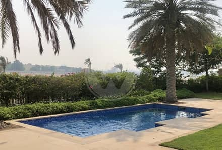 5 Bedroom Villa for Rent in Saadiyat Island, Abu Dhabi - *EXCLUSIVE - Rare 5 bed on extra large plot