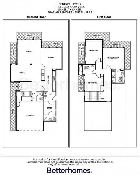 14 Corner Unit | Type 7 Villa in Arabian Ranches