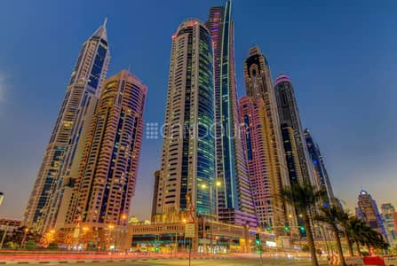 1 Bedroom Apartment for Rent in Dubai Marina, Dubai - Spacious 1 Bed | Ready to Move in | Ocean Heights