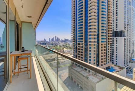 شقة 1 غرفة نوم للايجار في دبي مارينا، دبي - Spacious 1 Bed | Ready to Move in | Ocean Heights