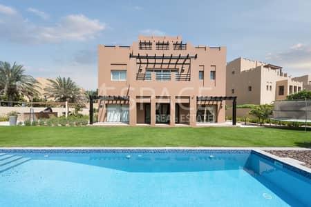 فیلا 5 غرفة نوم للايجار في المرابع العربية، دبي - Immaculate Condition - Upgraded - Private Pool