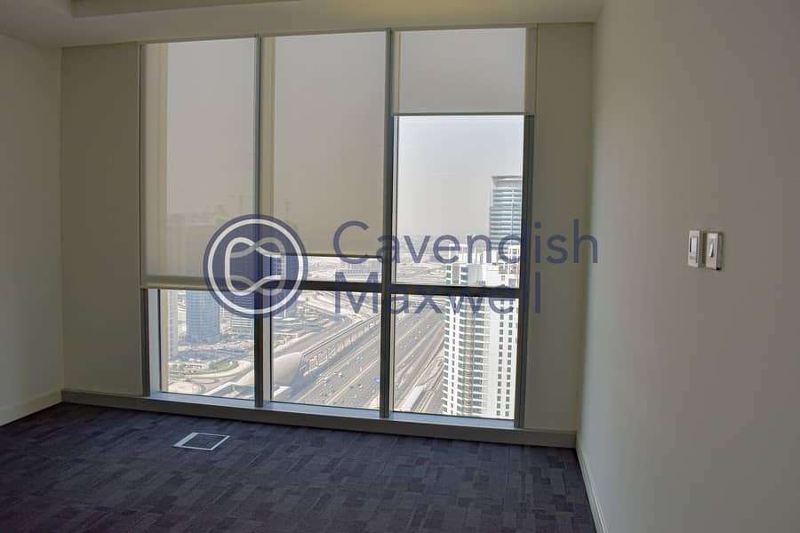2 Fitted I Partitioned I High Floor I Marina Plaza