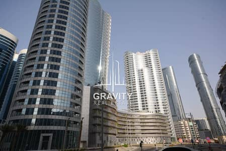 2 Bedroom Flat for Rent in Al Reem Island, Abu Dhabi - High floor! Lowest price 2BR in Sigma Tower w/ balcony