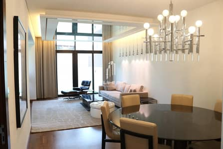 4 Bedroom Villa for Rent in DAMAC Hills (Akoya by DAMAC), Dubai - Luxury Fully Furnished Villa   Ready to Move