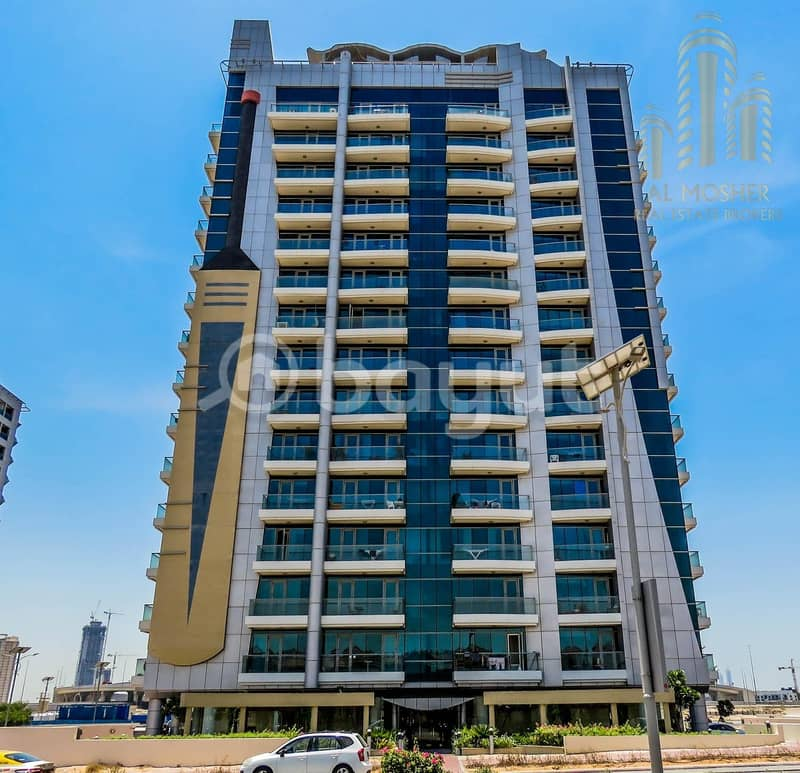 99 Vacant 1-BR  Cricket Tower Sport City