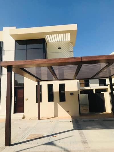 3 Bedroom Villa for Sale in DAMAC Hills (Akoya by DAMAC), Dubai - LAST UNIT 3 BED MAID THM IN DAMAC HILLS