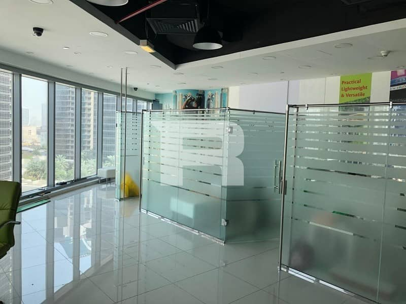 Fitted Office | City View | Vacant | Low Floor