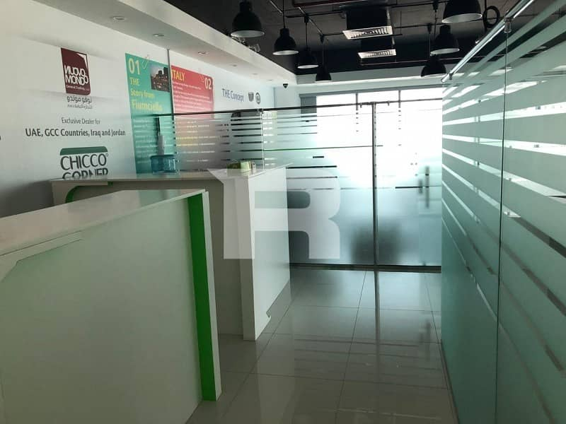 2 Fitted Office | City View | Vacant | Low Floor