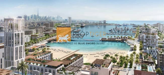 1 Bedroom Flat for Sale in Mina Rashid, Dubai - 1 BR Waterfront Apartments at Port Rashid by Emaar