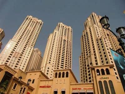 شقة 3 غرفة نوم للايجار في جي بي ار، دبي - شقة في صدف 8 صدف جي بي ار 3 غرف 111000 درهم - 4200402