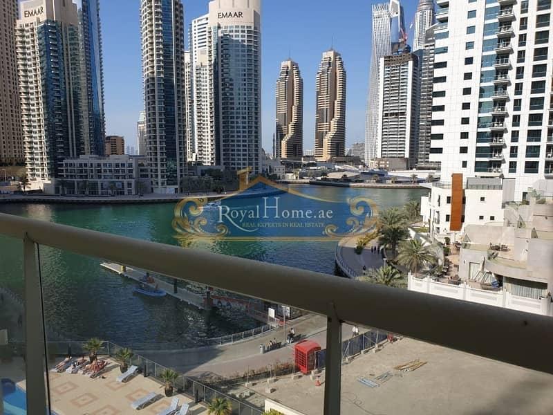 2 Stunning Marina View | Furnished Studio | Hot Deal
