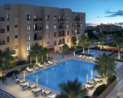 1 Bedroom Flat for Sale in Remraam, Dubai - 75% Post handover over 5 Years | 1 Bed Apt Remraam