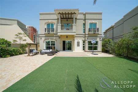 فیلا 5 غرف نوم للبيع في مدينة دبي الرياضية، دبي - Five Bedrooms | Huge 4