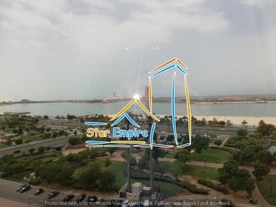 استوديو  للايجار في شارع الكورنيش، أبوظبي - شقة في برج بينونة 1 شارع الكورنيش 45000 درهم - 4200565