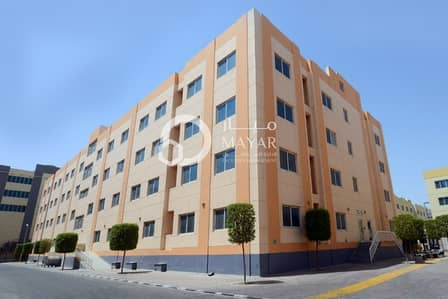 Staff Accommodation in Mussafah Industrial Area for 6 Person in 1 Room