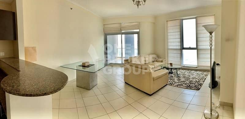 2 High floor | Furnished 2 Bedroom | Chiller free