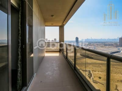 2 Bedroom Flat for Rent in Dubai Sports City, Dubai - Golf  Course View I Two BR I Elite 8 I Sport City