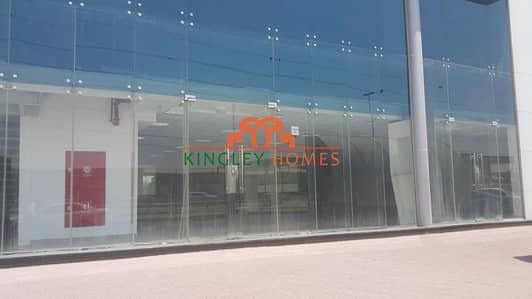 Showroom for Rent in Umm Ramool, Dubai - Brand new  fitted showroom with mezzanine floor office