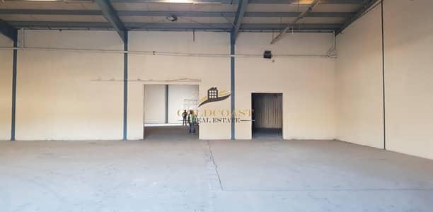Warehouse for Rent in Al Quoz, Dubai - 4000 SQFT COMMERCIAL WAREHOUSE FOR RENT IN GOOD LOCATION