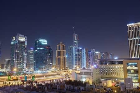 شقة 1 غرفة نوم للبيع في دبي مارينا، دبي - Exclusive Furnished 1 bed Marina View A Sale