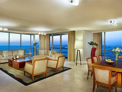 4 Bedroom Hotel Apartment for Rent in Jumeirah Beach Residence (JBR), Dubai - Promotions | 4 Bedroom | Hotel Apartments