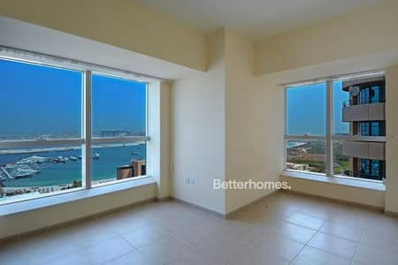 Upgraded I unobstructed full sea view I Elite Residence