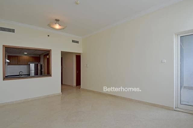 2 Unfurnished   Bright & Spacious   Balcony