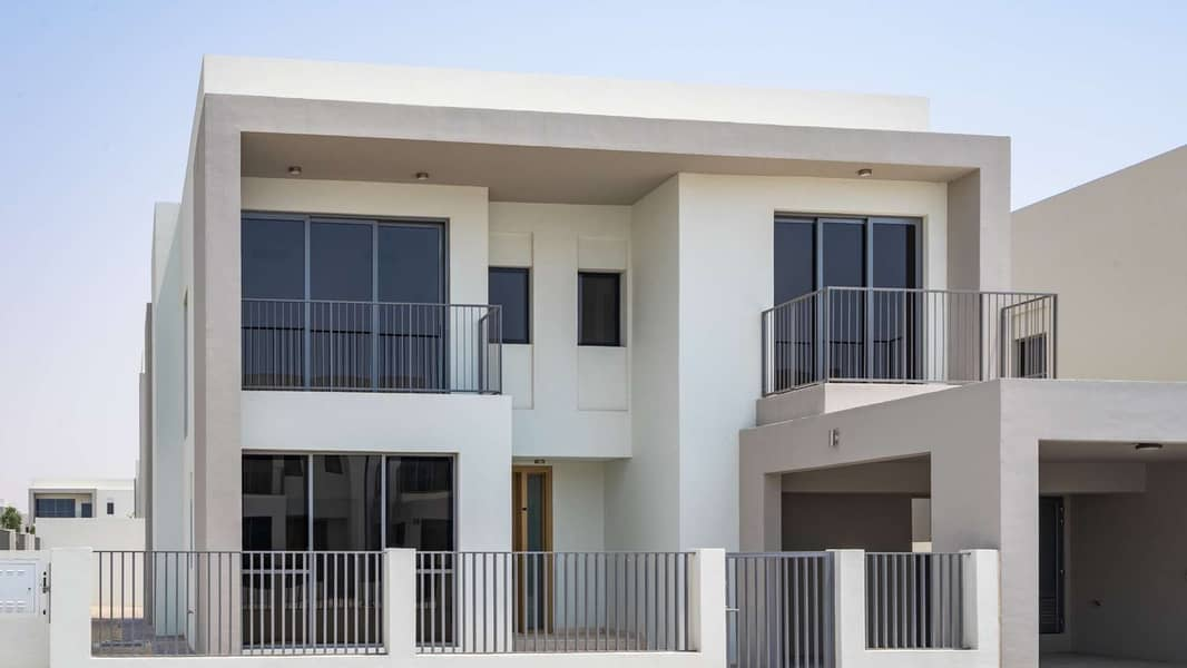 Luxury 5 Bedroom Villa on A Large Plot in Sidra Phase 1