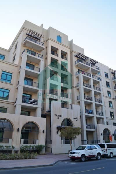 Travo Tower 3 Bedroom With Balcony Available For Rent