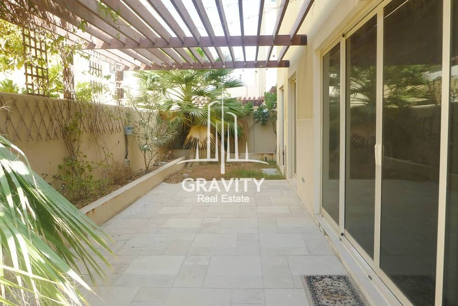 Vacant soon! Spacious home 4BR villa w/ pool