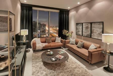 فلیٹ 2 غرفة نوم للبيع في دائرة قرية جميرا JVC، دبي - غرفتين وصاله بمسبح خاص مع تسهيلات بالدفع