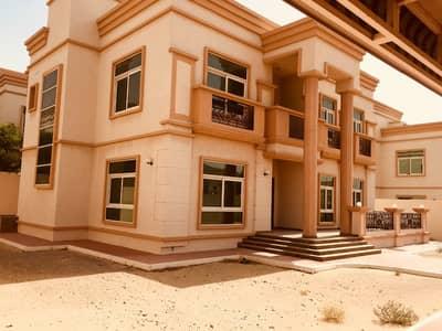 4 Bedroom Villa for Rent in Barashi, Sharjah - Lavish and beautiful finishing with large size plot, 4 bedroom villa in Barashi Sharjah