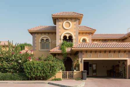4 Bedroom Villa for Rent in Dubailand, Dubai - 4 BR Semi-Detached Andalusia Style