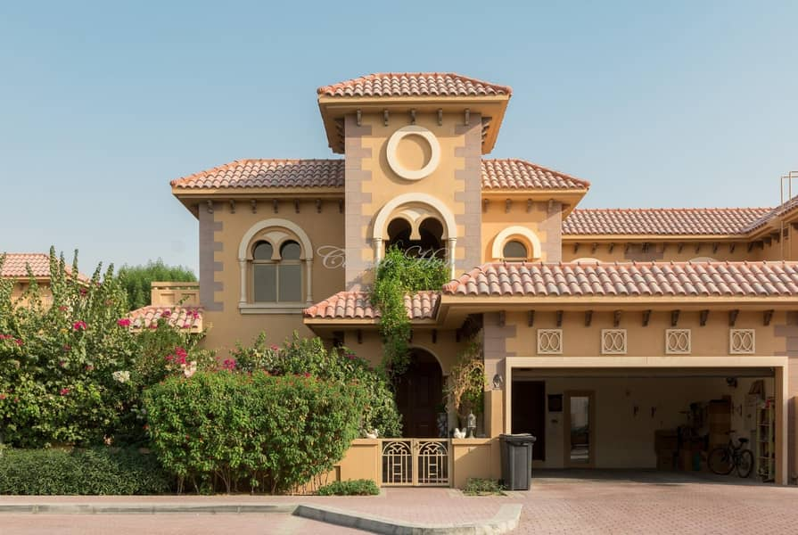 4 BR Semi-Detached Andalusia Style