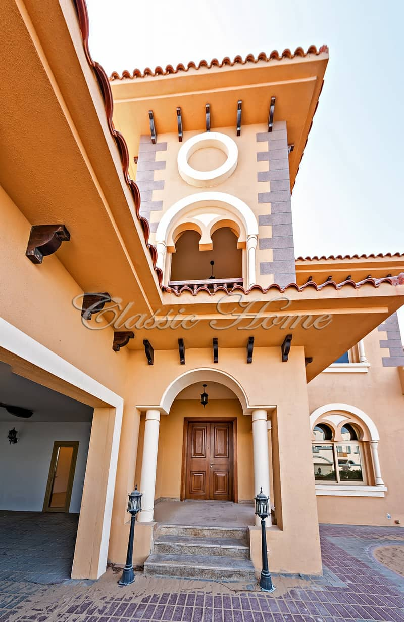 2 4 BR Semi-Detached Andalusia Style