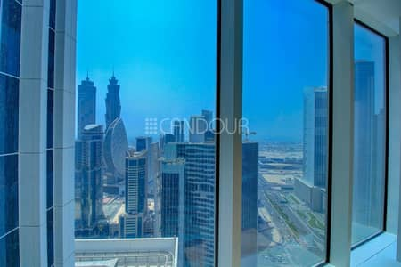 Office for Rent in Business Bay, Dubai - Brand New | Fitted With Glass Partitions and Views