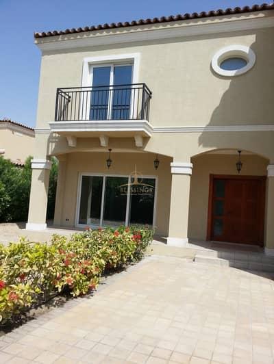 فیلا 5 غرفة نوم للبيع في جرين كوميونيتي، دبي - Exclusive! 5BR+M+S Villa in Green Community West