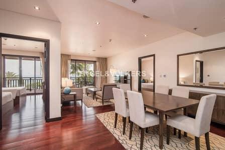 شقة 2 غرفة نوم للبيع في نخلة جميرا، دبي - Oceanfront Living I Vacant I Negotiable