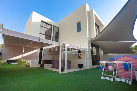 4 Bedroom Townhouse for Rent in DAMAC Hills (Akoya by DAMAC), Dubai - Close to Pool & Park | Larger Plot Semi Detached