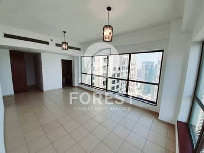 Bright and Spacious 2BR | High Floor | Great View